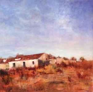 Portuguese Ruin Winter